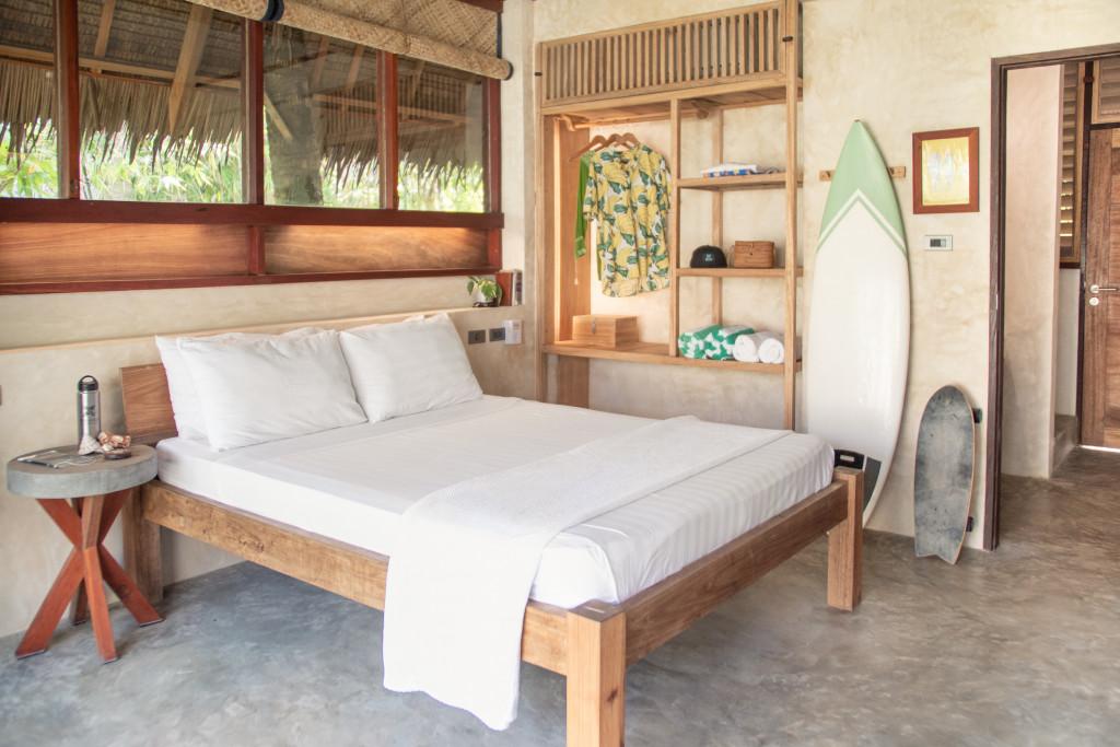 Pacific Ocean Garden Room